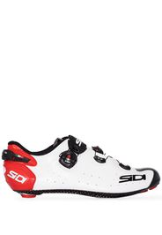 SIDI WIRE 2 CARBON CYCLING SHOE WHT BLK