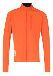 orange all-weather 2.0 windbreaker jacket