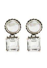 Sophie Buhai Firenze pearl earrings - Bianco
