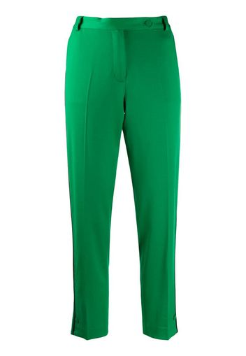 Pantaloni sportivi con righe laterali