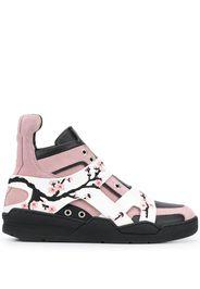 SWEAR Sneakers alte Swear x Agent 33 King Corner - Rosa
