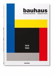TASCHEN Bauhaus. Updated Edition. XL book - Multicolore
