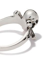 Anello Skull and crossbones