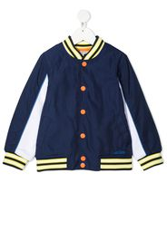 The Marc Jacobs Kids The Mascot bomber jacket - Blu