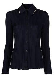 Theory Regal button-down shirt - Blu