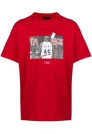 T-shirt I'm Back G.O.A.T.