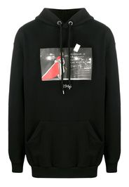 graphic Freddie hoodie