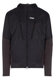Polartec Pertex Spike hooded jacket