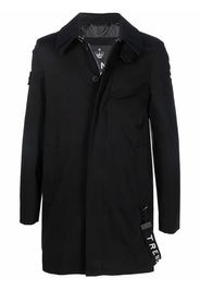 TRENCH LONDON the Knight coat - Nero