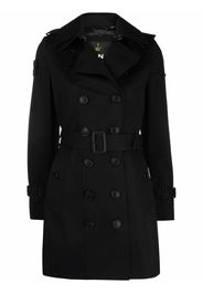 TRENCH LONDON The Rake double-breasted trench coat - Nero