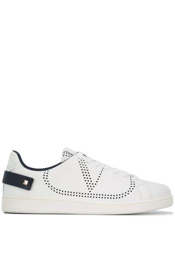 Sneakers V-logo