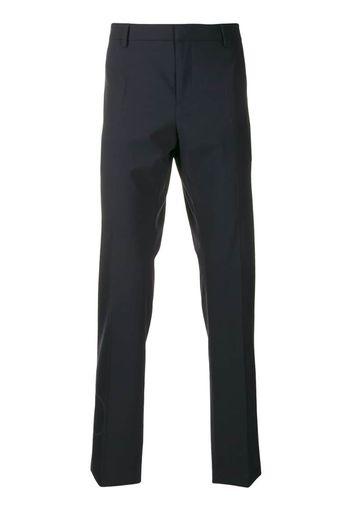 Pantaloni taglio straight con stampa