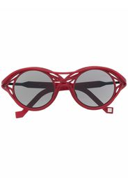 VAVA Eyewear CL0015 round-frame sunglasses - Rosso