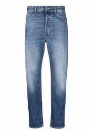 WASHINGTON DEE CEE light-wash boyfriend jeans - Blu
