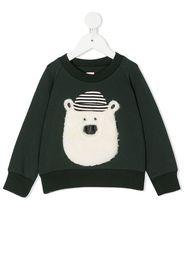 Hello Teddy sweatshirt
