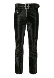 Pantaloni crop