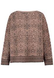 Pullover in jacquard