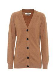 Cardigan Karrick in cotone e lana