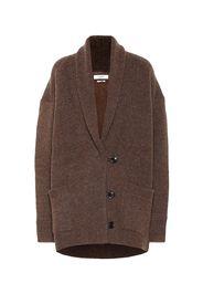 Cardigan Malhone in lana e cotone