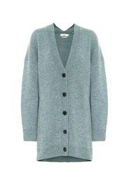 Cardigan Moana in lana e cotone