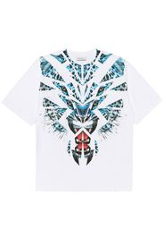 T-shirt Tiger a stampa in cotone