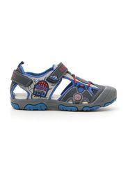 Rams Sandali Bambino Blu In Materiale Sintetico Con Chiusura In Velcro