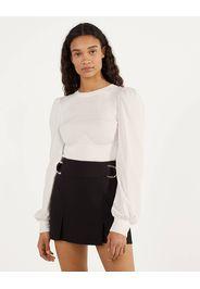 Maglietta stile corsetto