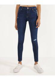 Jeans push-up a vita media