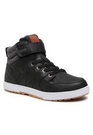 Sneakers BAGHEERA - Xenon 86505-6 C0108 Black/White