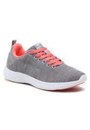 Sneakers BAGHEERA - Flow 86447-81 C0360 Grey/Peach