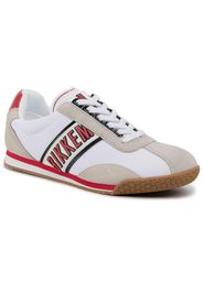 Sneakers BIKKEMBERGS - Enea B4BKM0087  White/Red/Black