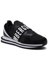 Sneakers BIKKEMBERGS - Heandra B4BKW0055 Black/White