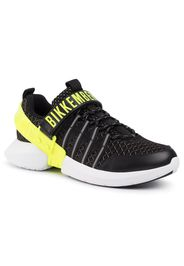 Sneakers BIKKEMBERGS - Gedeon B4BKM0044 Black/Yellow Fluo