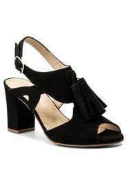 Sandali BRENDA ZARO - T2563 Black