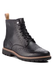 Stivali CLARKS - Batcombe Lord 261348577 Black