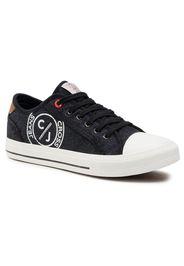 Scarpe da ginnastica CROSS JEANS - DD1R4038 Black Jeans