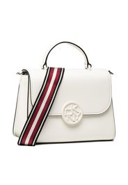 Borsetta DKNY - Leina Th Satchel R12DO39 White WHT