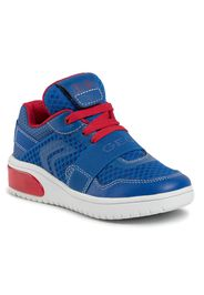 Sneakers GEOX - J Xled B. B J927QB 01454 C0833 M Royal/Red