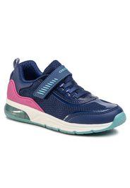 Sneakers GEOX - J Spaceclub G. C J028VC 01454 C4002 D Navy