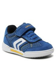 Sneakers GEOX - J Poseido B. C J15BCC 02214 C0797 M Royal/Yellow