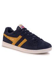 Sneakers GOLA - Equipe Suede CMA495 Navy/Sun