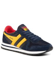 Sneakers GOLA - Daytona CMA592 Navy/Sun/Red