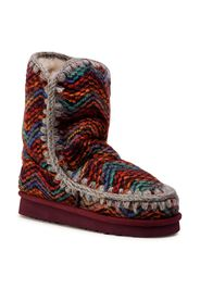 Scarpe MOU - Eskimo 24 Wool Fabric FW101017K Burgundy