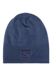 Berretto SALOMON - Logo Beanie C14207 10 S0 Dark Denim