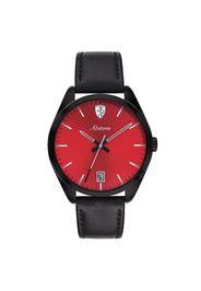Orologio SCUDERIA FERRARI - Abetone 0830499  Black/Red