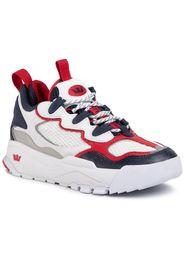 Sneakers SUPRA - Muska2000 06582-180-M White/Navy/Red/White