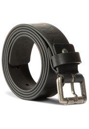 Cintura da uomo TRUSSARDI JEANS - Belt Leather Maxi Logo Embossed 71L00122 K299