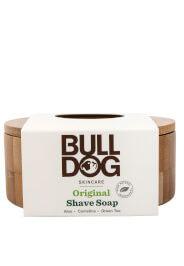 Bulldog Original Shave Soap and Bamboo Bowl 100g