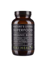 KIKI Health Nature's Living Superfood integratore biologico 150 g