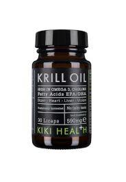 KIKI Health perle di olio di krill (30 capsule)